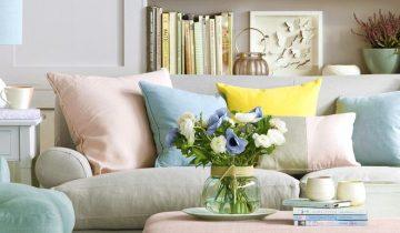 10 ideja za proljećno uređenje doma