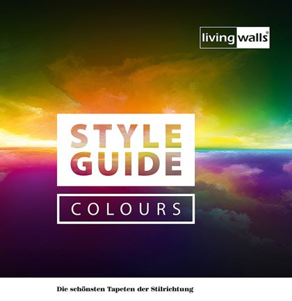 Styleguide Trend Colours 2021