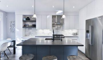 8 inovativnih ideja za dekoraciju kuhinjskih polica